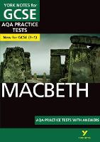 Macbeth AQA Practice Tests: York Notes for GCSE (9-1) by Alison Powell