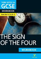 The Sign of the Four: York Notes for GCSE (9-1) Workbook by Lyn Lockwood