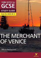The Merchant of Venice: York Notes for GCSE (9-1) by Emma Page