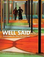 Well Said Intro by Eve Einselen Yu, Linda Grant
