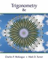 Trigonometry by Mark Turner, Charles P. McKeague