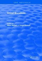 Animal Brucellosis by Klaus Nielsen