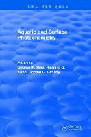 Aquatic and Surface Photochemistry by George R. Helz