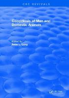 Coccidiosis of Man and Domestic Animals by Peter L. Long