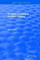 Creative Thinking And Problem Solving by John Fabian