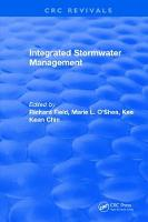 Integrated Stormwater Management by Richard Field