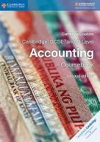 Cambridge IGCSE (R) and O Level Accounting Coursebook by Catherine Coucom