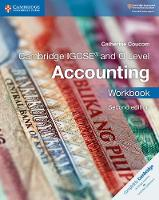 Cambridge IGCSE (R) and O Level Accounting Workbook by Catherine Coucom