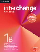 Interchange Level 1B Student's Book with Online Self-Study and Online Workbook by Jack C. Richards, Jonathan Hull, Susan Proctor