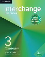 Interchange Level 3 Student's Book with Online Self-Study and Online Workbook by Jack C. Richards, Jonathan Hull, Susan Proctor