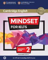 Mindset for IELTS Level 2 Teacher's Book with Class Audio An Official Cambridge IELTS Course by Natasha De Souza