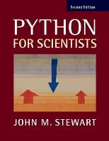 Python for Scientists by John M. (University of Cambridge) Stewart