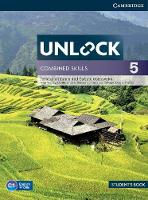 Unlock Combined Skills Level 5 Student's Book Unlock Combined Skills Level 5 Student's Book by Jessica Williams, Sabina Ostrowska, Chris Sowton, Lewis Lansford