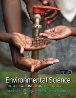 Scientific American Environmental Science for a Changing World by Susan Karr, Jeneen Interlandi, Anne Houtman