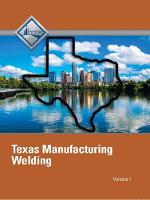 NCCER Welding - Texas by NCCER