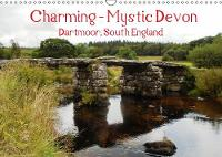 Charming - Mystic Devon Dartmoor, South England 2018 Dartmoor is a Hilly Moorland in South Devon, England. Protected by National Park Status, it Covers 954 Square Kilometers. by Ilse M. Gibson
