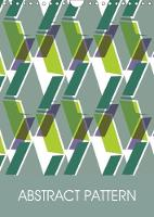 Abstract Pattern 2018 Vibrant Geometric Prints. by LEIGH BAGLEY  DESIGN