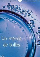 Un Monde De Bulles 2018 Calendrier Mensuel De 14 Pages D'art Graphique by N. N.