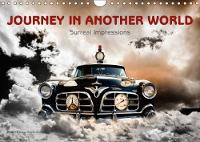 Journey in Another World - Surreal Impressions 2018 Pieces of Art Between Dream and Reality by Marion Kraetschmer