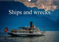 Ships and Wrecks 2018 Dream Boats in Dream Landscapes by Alain Gaymard