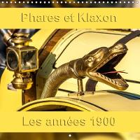 Phares Et Klaxon Les Annees 1900 2018 Les Equipements Automobiles Vintage. by Thierry Planche