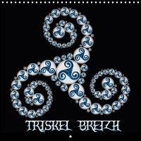 Triskel Breizh 2018 Art Celtique by Bluesax