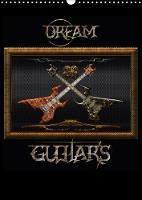 Dream Guitars 2018 Magical Illustrations of the Bluesax Universe. by Bluesax