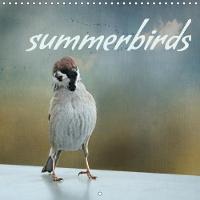 Summerbirds 2018 Birds in Summer by Heike Hultsch