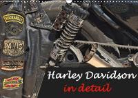 Harley Davidson in Detail 2018 The Most Beautiful Detailed Pictures from the World of Harley Davidson by (c)2015 by Atlantismedia