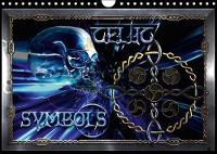 Celtic Symbols 2018 Magical Celtic Illustrations of the Bluesax Universe by Bluesax