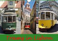 Trams in Lisboa 2018 One of the Best Lisbon Tram Calendars in the World - Made by Atlantismedia by Atlantismedia