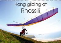 Hang Gliding at Rhossili 2018 Hang Gliding Photography by Richard Sheppard