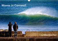 Waves in Cornwall 2018 Seascapes by Mike Newman
