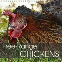 Free-Range Chickens 2018 Charismatic Portraits of Chickens by Lucy M. Laube