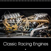 Classic Racing Engines 2018 Classic Racing Engines That Powered Iconic Sports Racers by Michiel Mulder / Corsa Media