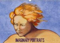 Imaginary portraits 2018 A series of portrait paintings in the reinassance mood by Federico Cortese