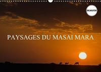 Paysages Du Masai Mara 2018 Paysages De La Savane Africaine Et De Ses Vastes Etendues by Alain Gaymard
