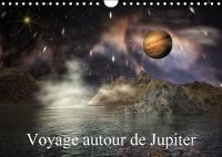 Voyage Autour De Jupiter 2018 Paysages 3D De Lunes Imaginaires De Jupiter by Alain Gaymard