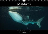 Maldives 2018 The Colourful Underwater World by Martin H. Kraus