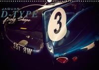 Jaguar D-Type Body Shape 2018 Close-Up Photographs of the Legendary Jaguar D-Type Body by Johann Hinrichs
