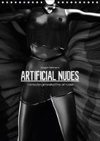 Artificial Nudes 2018 Computer-Generated Fine Art Nudes by Gregor Hartmann