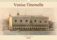 Venise L'eternelle 2018 Aquarelles De Venise by Cecile Gans