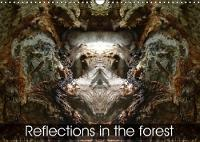 Reflections in the Forest 2018 Dreamworlds in the Forest by Elken Schlufter