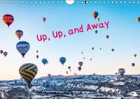 Up, Up, and Away 2018 Floating in balloons over Cappadocia at dawn by John Eaton