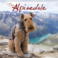 The Alpinedale 2018 Mountaineering with an Airedale Terrier by Antje Becker
