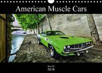 American Muscle Cars 2018 BEST OF by Atlantismedia