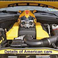 Details of American Cars 2018 The best photos of details of stylish American cars by Atlantismedia