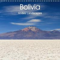 Bolivia 2018 Andes Landscapes by Juergen Schonnop