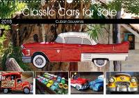 Classic Cars for Sale 2018 Cuban Souvenirs by Henning von Loewis of Menar