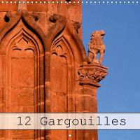 12 Gargouilles 2018 Les gargouilles de France by Patrice Thebault